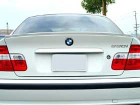 BMW-E46-Heckspoiler-Spoilerlippe-Spoiler-Heck-Lippe-M3