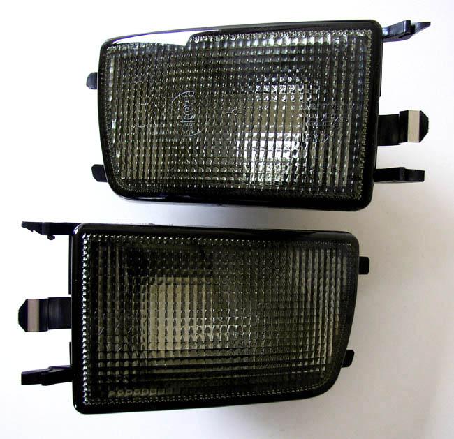 vw golf 3 vento frontblinker blinker schwarz vr6 gti gt ebay. Black Bedroom Furniture Sets. Home Design Ideas